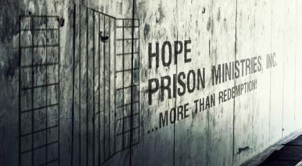 Prison Bible Studies - Hope Prison Ministries, Inc