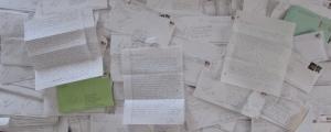 Hope Prison Ministries Prison Ministry Correspondence, Pen Pal Letters